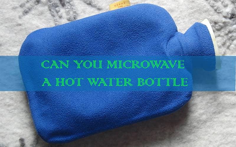can hot water bottles explode